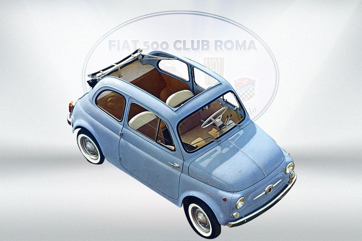 Fiat 500 Tetto apribile