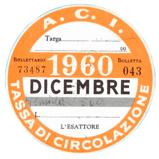 Bollo 1960