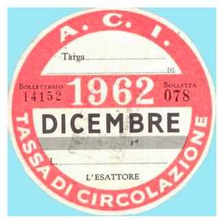 Bollo 1962