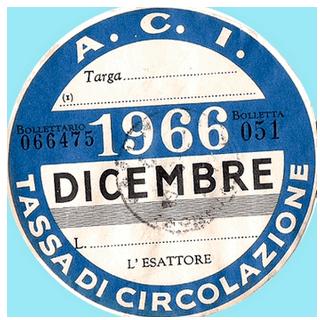 Bollo 1966