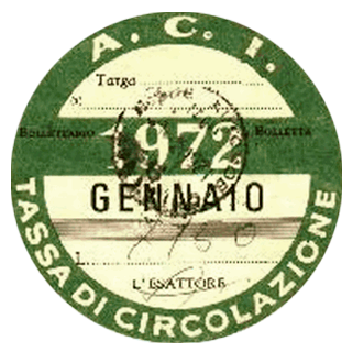 Bollo 1972