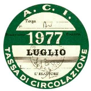 Bollo 1977