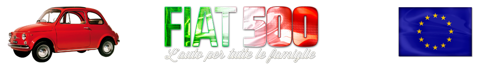 FIAT 500 Club Roma